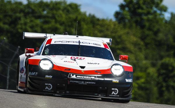 IMSA-2018-Bowmanville-Porsche-911-RSR-Nr.911