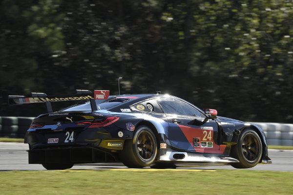 IMSA-2018-Petit-Le-Mans-Qualifying-BMW-M8-GTE-Nr.24