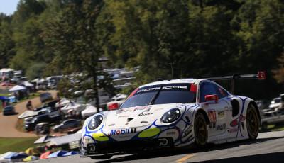 IMSA-2018-Petit-Le-Mans-Qualifying-Porsche-911-RSR-Nr.912
