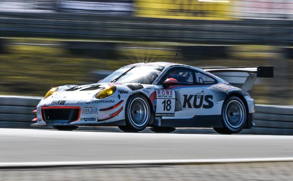 KÜS Team75 Bernhard_Porsche 911 GT3 R 18_VLN 2 2018