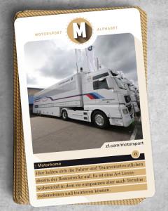 Motorsport-ABC: M