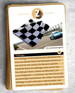 Motorsport-ABC: Z