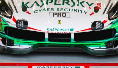 Kaspersky Motorsport_Ferrari 488 GT3 55_Pole Setter_24h Spa 207