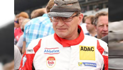 Klaus Abbelen Frikadelli Racing