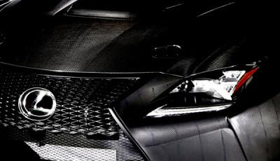 Lexus Racing_Lexus RC F GT Prototyp