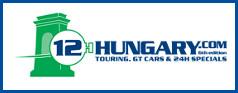 Logo der 12h Hungary