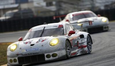 USCC 2014: Porsche Piloten wollen Führung in Sebring verteidigen