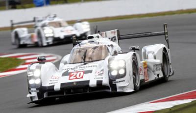Porsche 919 Hybrid, Porsche Team: Timo Bernhard, Brendon Hartley, Mark Webber, Porsche Team: Romain Dumas, Neel Jani, Marc Lieb