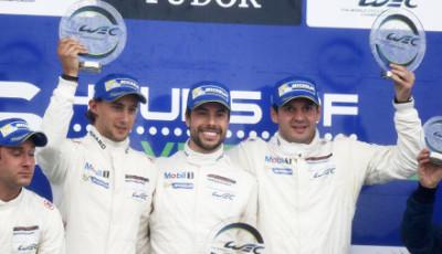 Porsche WEC Silverstone 2014