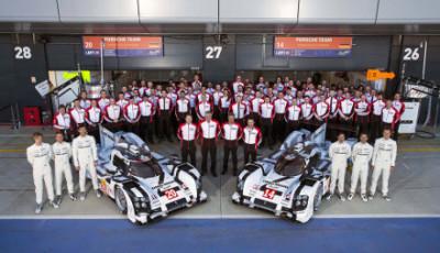 Porsche Team, Porsche 919 Hybrid: #20