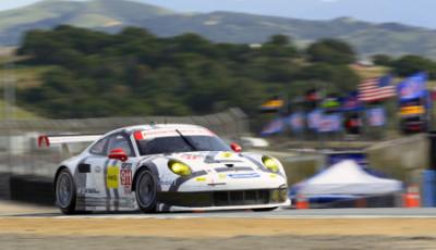 Porsche #911 in Laguna Seca