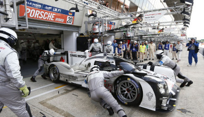 Porsche 919 Hybrid 24h Le Mans