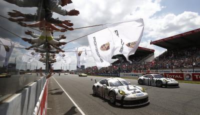 Porsche 911 RSR Le Mans 2014