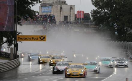 Porsche Carrera Cup 2014 Norisring
