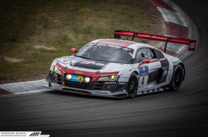 24h Nürburgring 2014 - Phoenix Audi #4