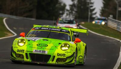 Manthey Racing_911_Porsche 911 GT3