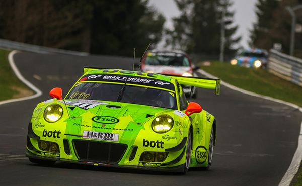 Manthey Racing_911_Porsche 911 GT3