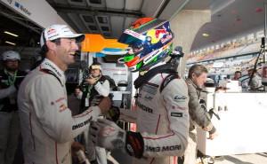 Mark Webber, Brendon Hartley, Shanghai 2016, Qualifying