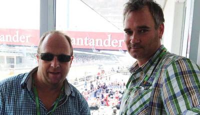 Olli Martini und Lars Gutsche