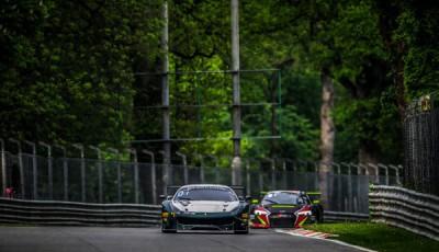 Matt Griffin #52 AF Corse, Blancpain Endurance Series 2016, Monza
