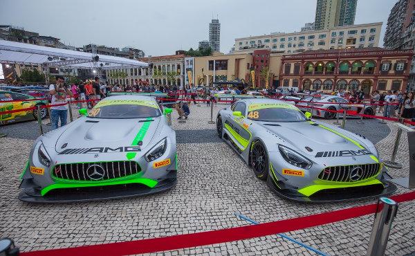 Mercedes-AMG Customer Racing Mercedes-AMG Customer Racing