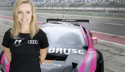 Mikaela Ahlin-, Aust Motorsport