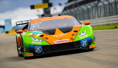 Grasser Racing Lamborghini Huracán GT3