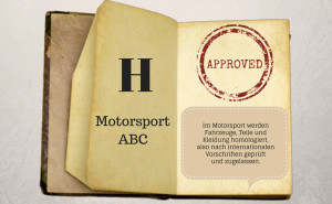 Motorsport ABC: Homologation
