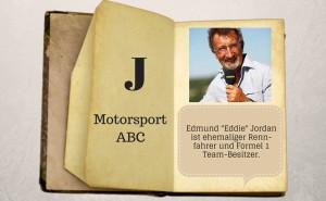 Motorsport ABC: Eddie Jordan