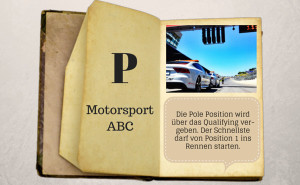 Motorsport ABC: Pole Position