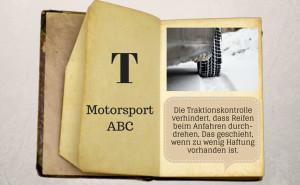 Motorsport ABC: Traktionskontrolle
