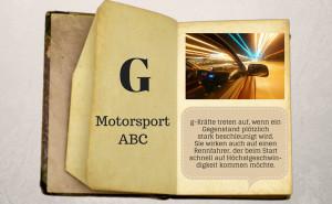 Motorsport ABC: g-Kraft