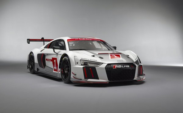 neuer audi r8 lms feiert deb t beim 1 vln lauf. Black Bedroom Furniture Sets. Home Design Ideas