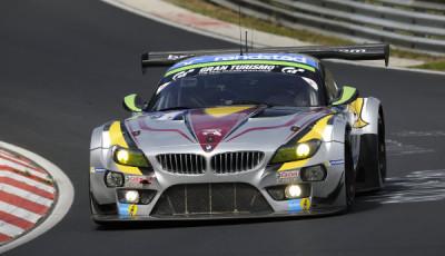 BMW Z4 GT3 24h Spa 2014