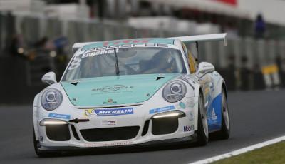 Porsche Carrera Cup Engelhart Ungarn 2014