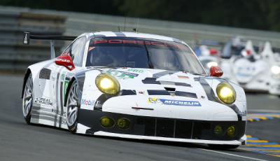 Porsche 911 RSR - Porsche Team Manthey - Jörg Bergmeister- Richard Lietz - Nick Tandy