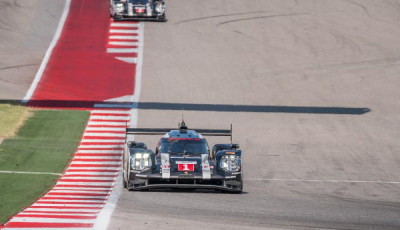 Porsche 919 Hybrid, Nummer 1, Mark Webber-Brendon Hartley - Timo Bernhard, 6 Stunden Circuit of the Americas, Austin, 2016