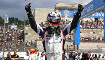 Porsche-Carrera-Cup-2015-Norisring-Lauf2-Nicki-Thiim