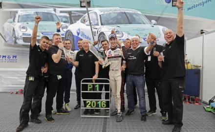 Porsche-Carrera-Cup-2016-Hockenheimring-Lauf-16-Sven-Mueller-Team-Konrad-Motorsport