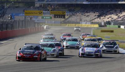 Porsche-Carrera-Cup-2016-Hockenheimring-Lauf-4-Start