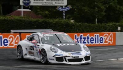 Porsche-Carrera-Cup-2016-Norisring-KUES-Team75-Bernhard-Nick-Foster