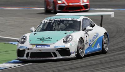 Porsche-Carrera-Cup-2017-Hockenheimring-Rennen-1-Konrad-Motorsport-Porsche-911-GT3-Cup-Dennis-Olsen