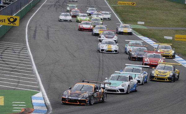 Porsche-Carrera-Cup-2017-Hockenheimring-Start