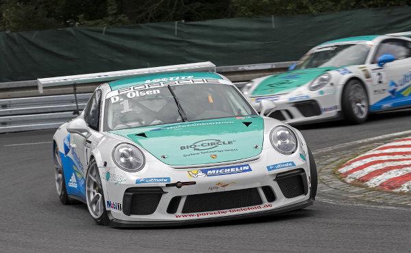 Porsche-Carrera-Cup-2017-Lauf-8-Norisring-Konrad-Motorsport-Porsche-911-GT3-Cup-Nr.1-Dennis-Olsen