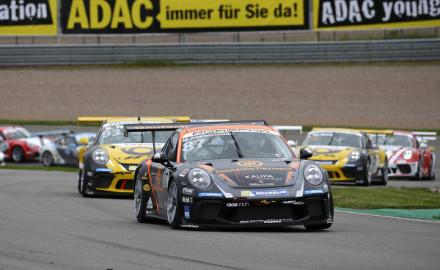 Porsche-Carrera-Cup-2017-Sachsenring-Lauf-11-Michael-Ammermuellr-Porsche-911-GT3-Cup-Nr.87