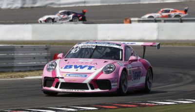 Porsche-Carrera-Cup-2018-Nuerburgring-Rennen-1-Lechner-Racing-Porsche-911-GT3-Cup-Nr.10