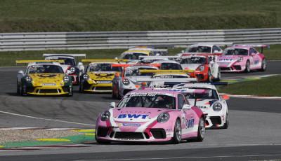 Porsche-Carrera-Cup-2018-Oschersleben-Rennen-1-Start-Michael-Ammermueller