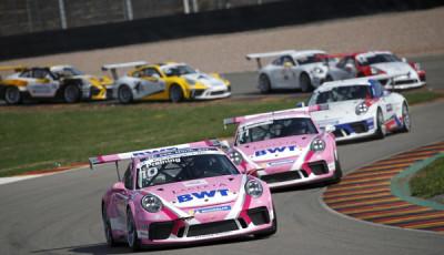 Porsche Carrera Cup 2018_Sachsenring_BWT Lechner Racing_Porsche 911 GT3 Cup_Preining