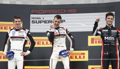 Porsche-Supercup-2016-Spielberg-Sven-Mueller-Podium