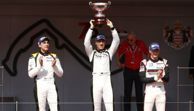 Porsche-Supercup-2017-Monaco-Siegerpodest-Michael-Ammermueller